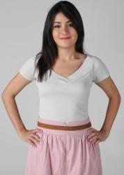 163-111 – Blusa decote princesa